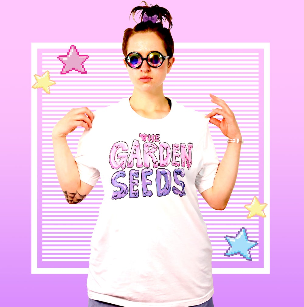 Image of Goop! - the Garden Seeds Band T-Shirt
