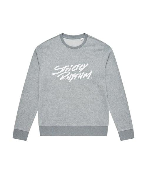 Image of Men's classic logo sweatshirt grey marl