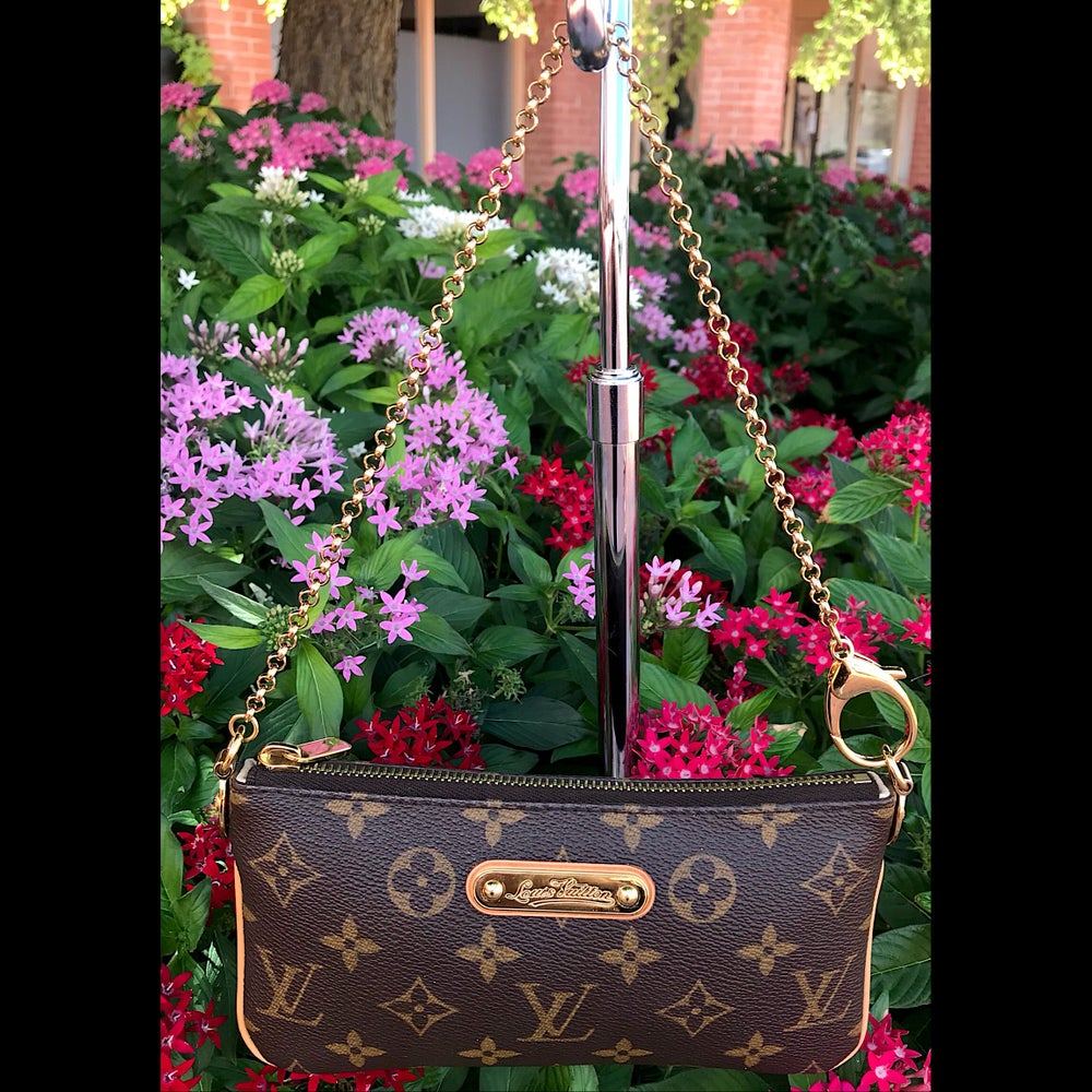 Image of Louis Vuitton Monogram Milla MM