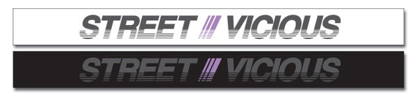 Image of Street Vicious 90s Japan Sun Strip - Violet