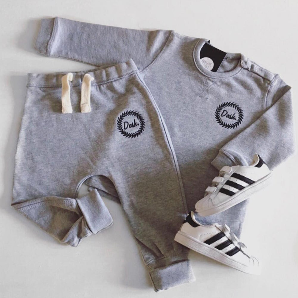 Image of PERSONALISED JOGGER SET