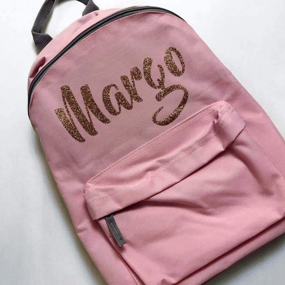 Image of PERSONALISED Backpack