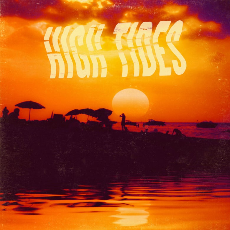"Image of High Tides ""High Tides"" 12""LP BACK IN STOCK"