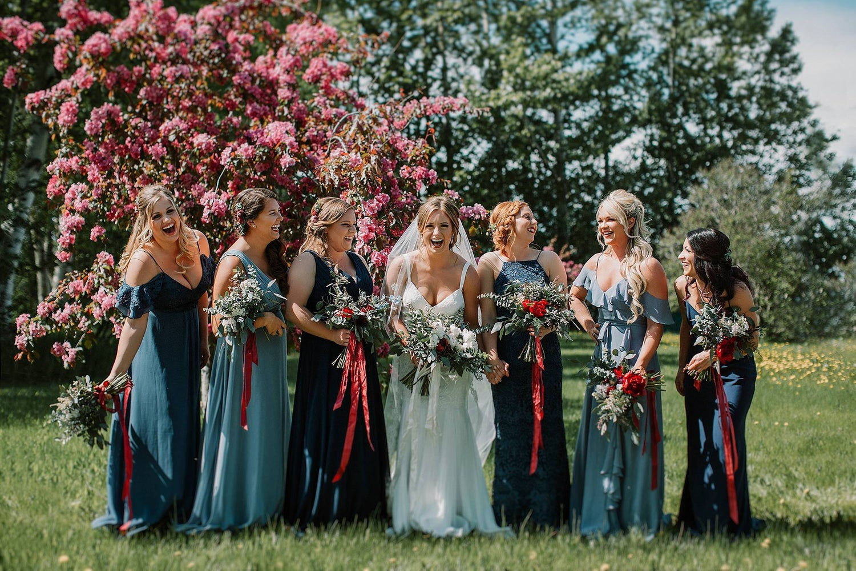 Image of Bridesmaid Bouquet