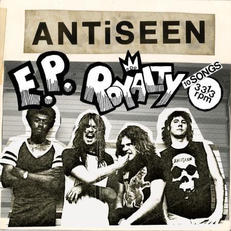 """ANTiSEEN - """"EP Royalty"""" LP"""