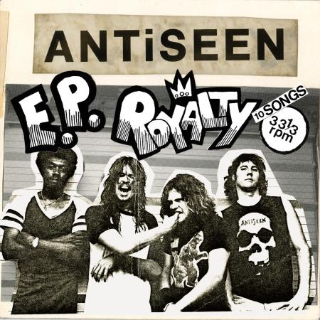 "Image of ANTiSEEN - ""EP Royalty"" LP"
