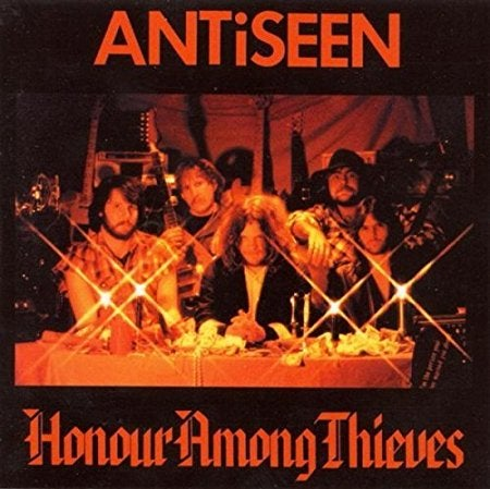 """ANTiSEEN - """"Honour Among Thieves"""" LP w/Poster"""