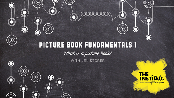 Image of Picture book fundamentals 1 - What is a picture book?
