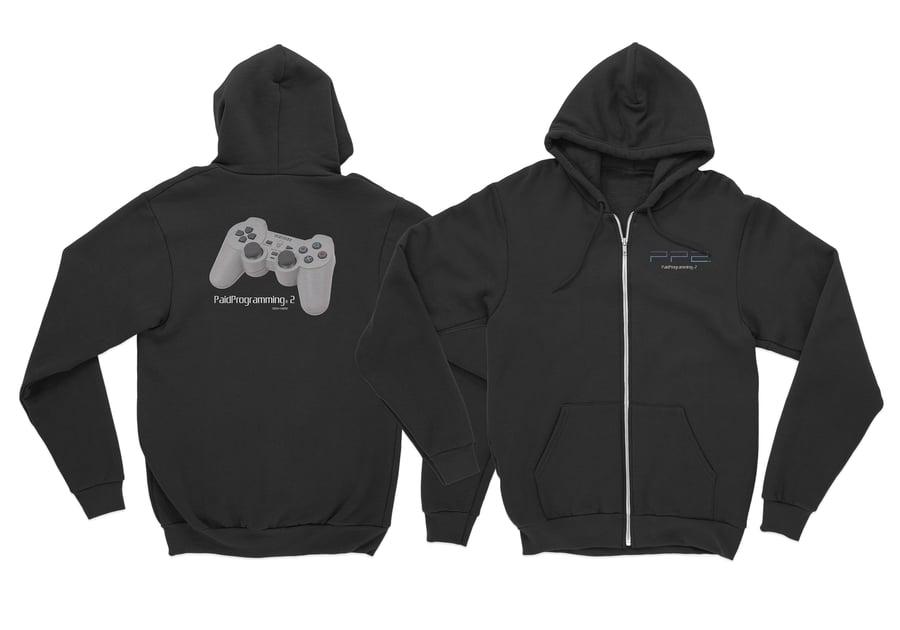 Image of PP2 zip up hoodie