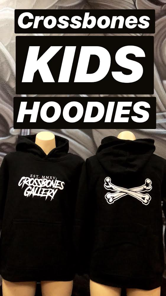 Crossbones KIDS Pullover Hoodies