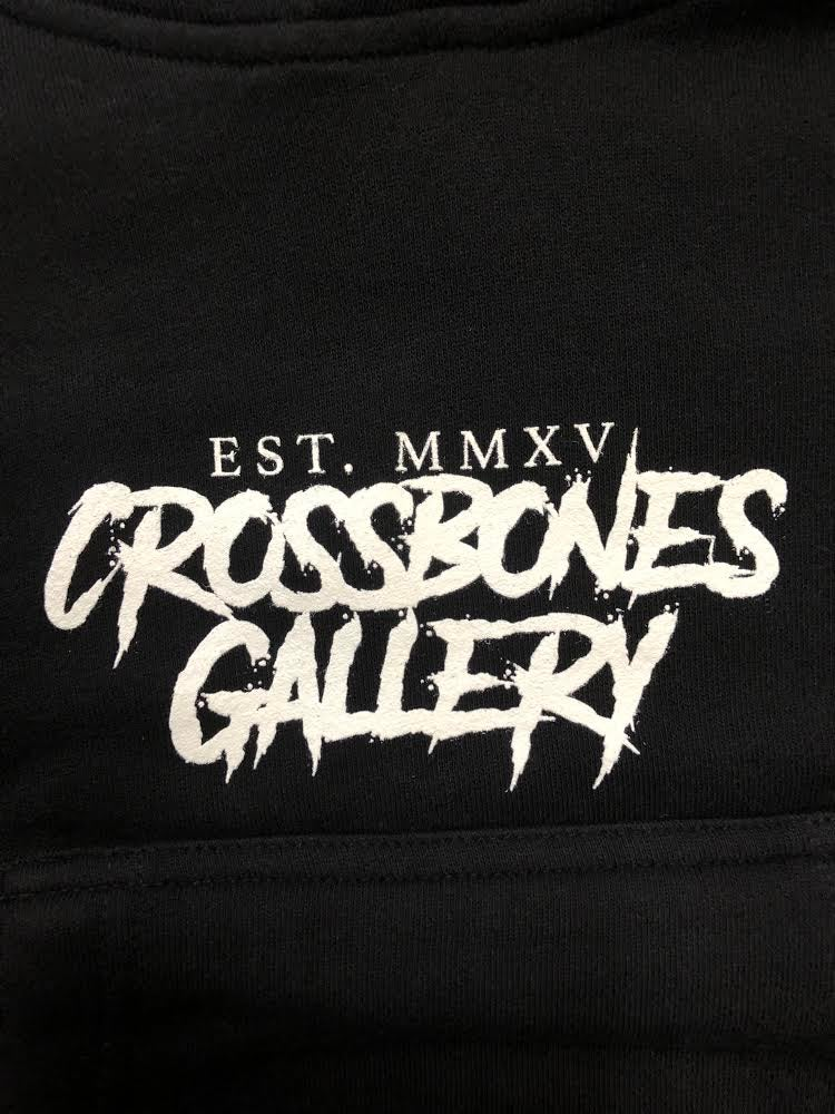 Image of NEW! Crossbones KIDS Pullover Hoodies
