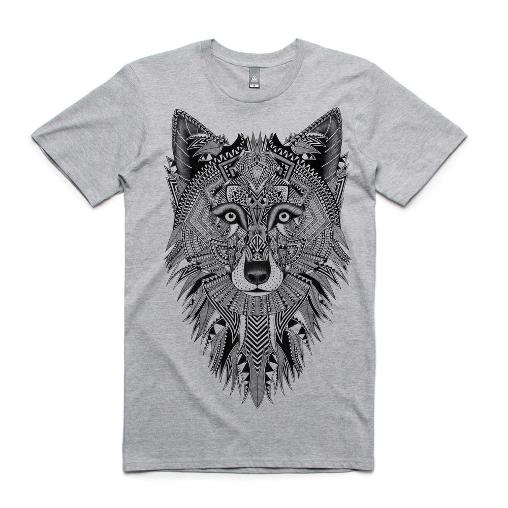 Image of Men's Wolf Tee
