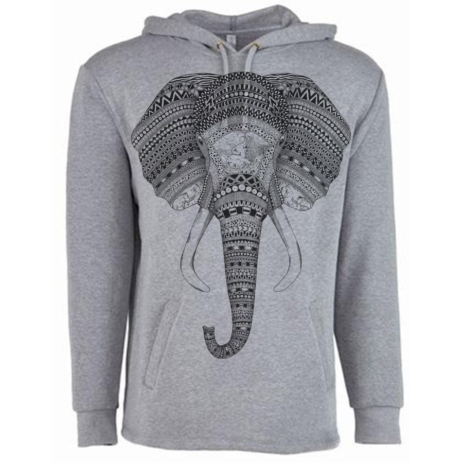 Image of Elephant Hoodie