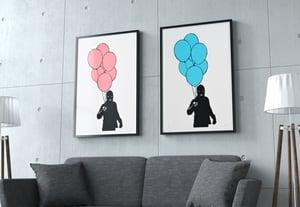 Image of PLAY - Balloon Man (pink)