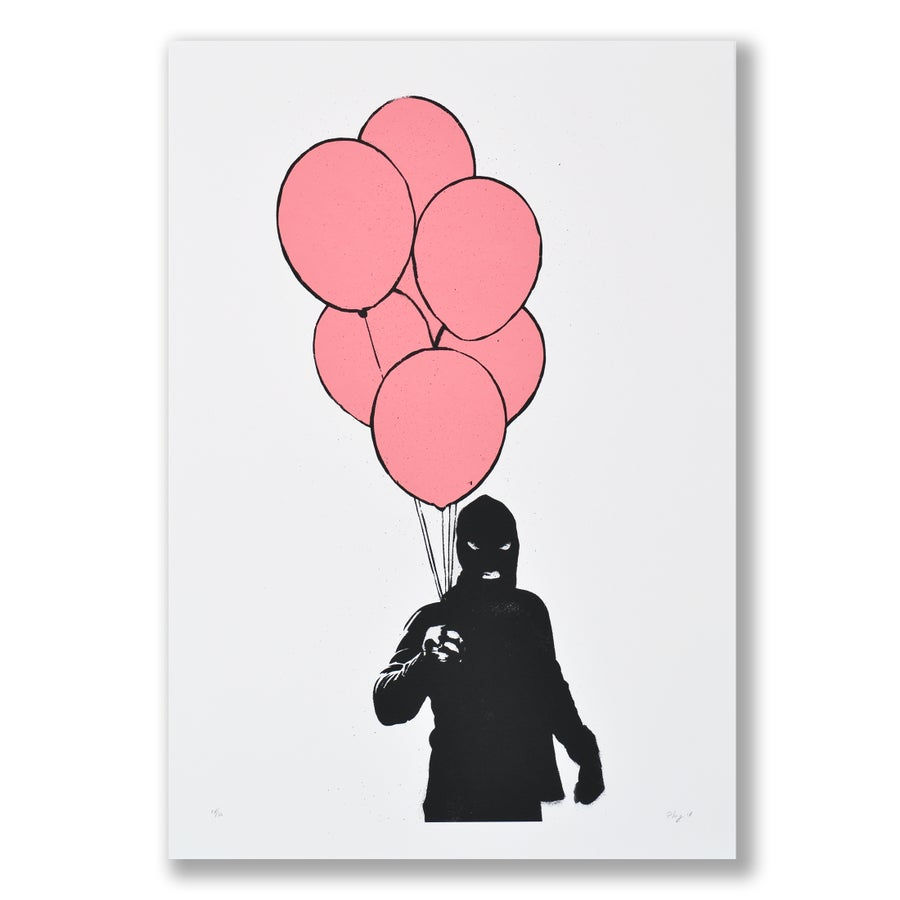 Image of PLAY - Balloon Man (pink)