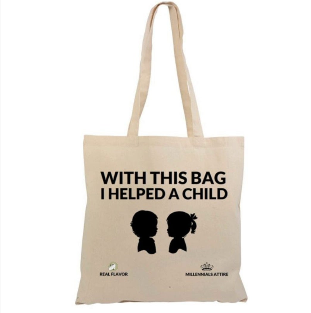 Image of Shopper Real Flavor - Supporto per i bambini malati