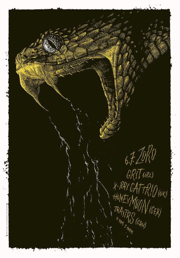 Image of »Zoro Poster #13«