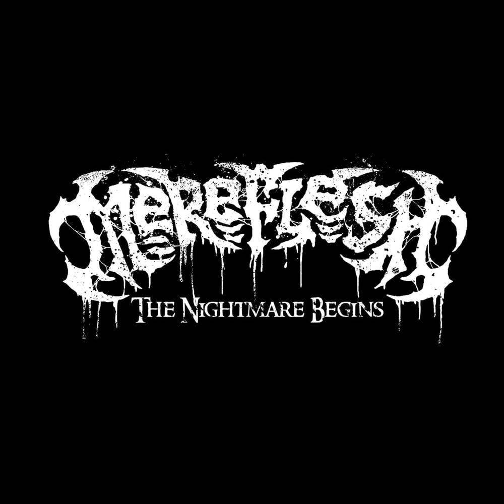Image of Mereflesh - The Nightmare Begins CDEP