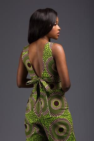Image of Anashe Plunge Top