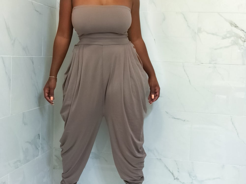 Image of Drape Lounge Jumper
