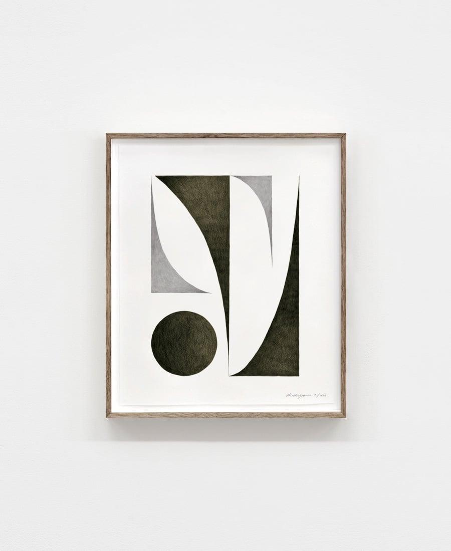 Image of Balance · Olive