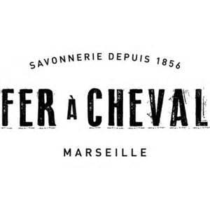 Image of Savon de Marseille Fer à Cheval - tranche de 125g avec corde