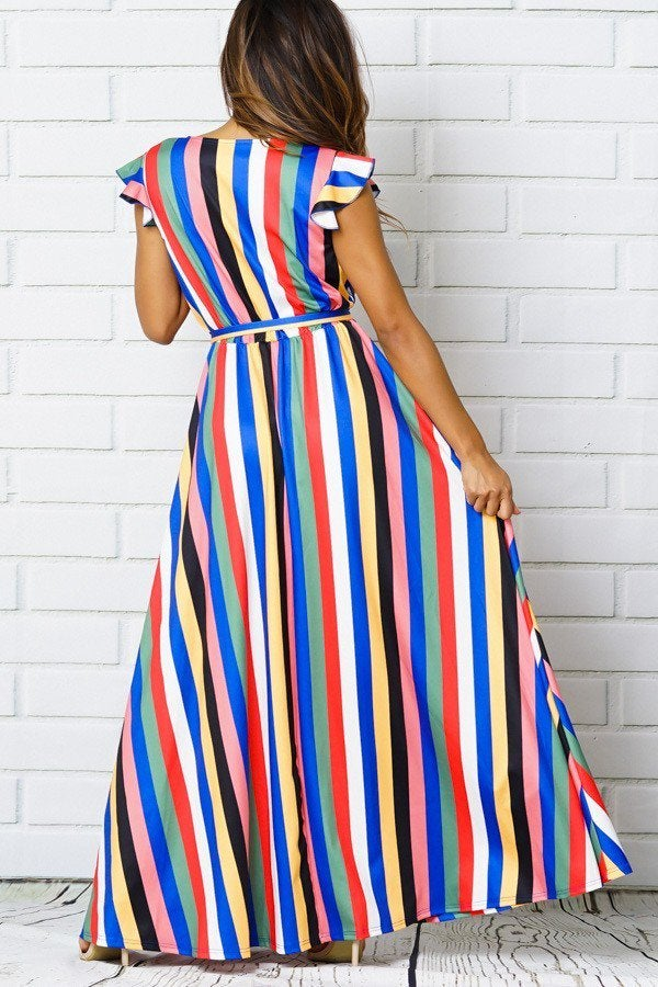 Image of Keon colorful dress