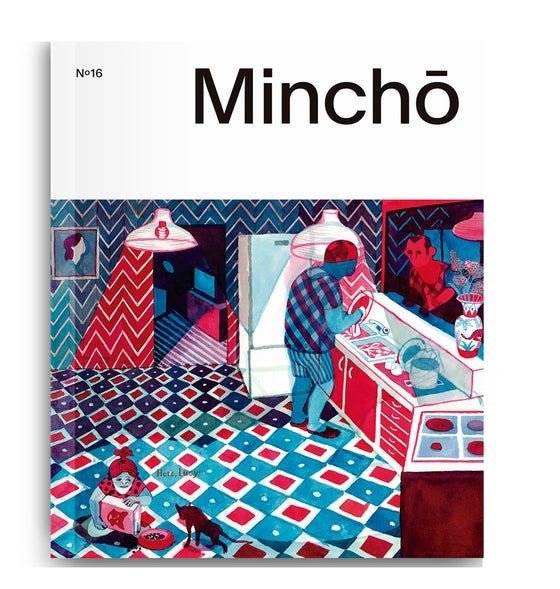 Image of MINCHŌ ISSUE 16