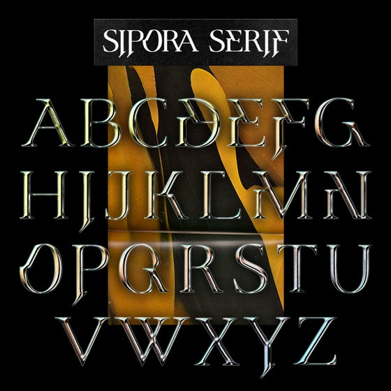Image of Sipora Serif (Beta)