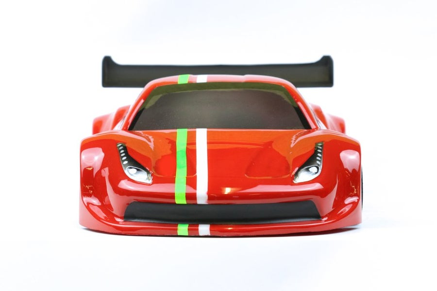 Image of Phat Bodies - GTF GT12 Bodyshell for Schumacher RXGT12 and Atom 2
