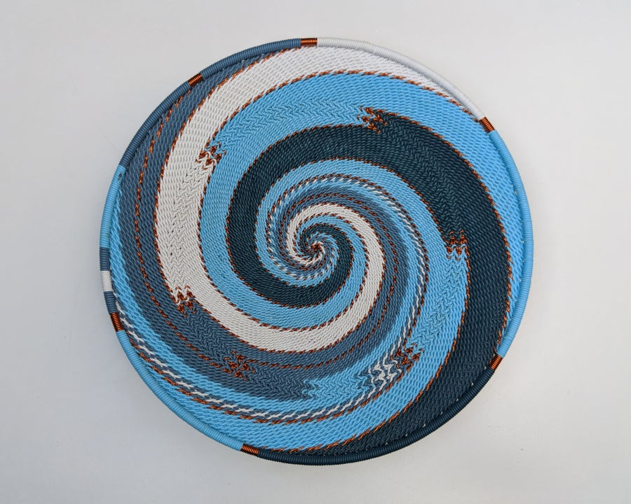 Image of Woven plate