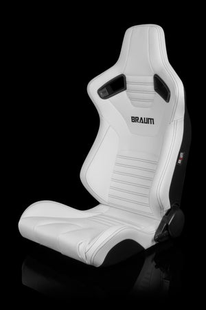Image of Elite X Series VER. 2 - Universal BRAUM Racing Seats (Pair) Colored
