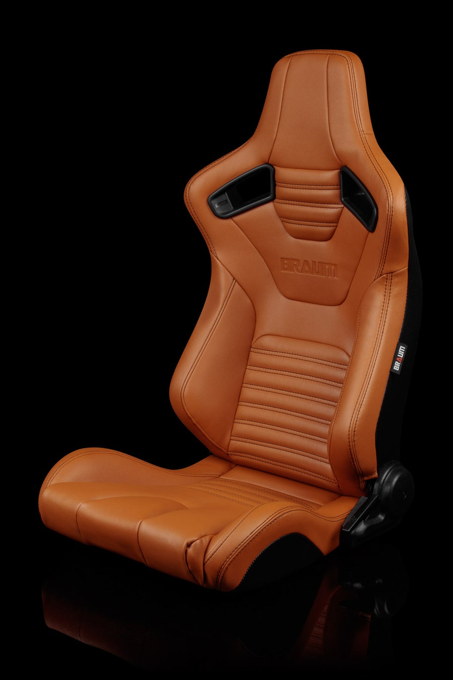 Image of Elite X Series VER. 2 - BRAUM Racing Seats (Pair) Colored
