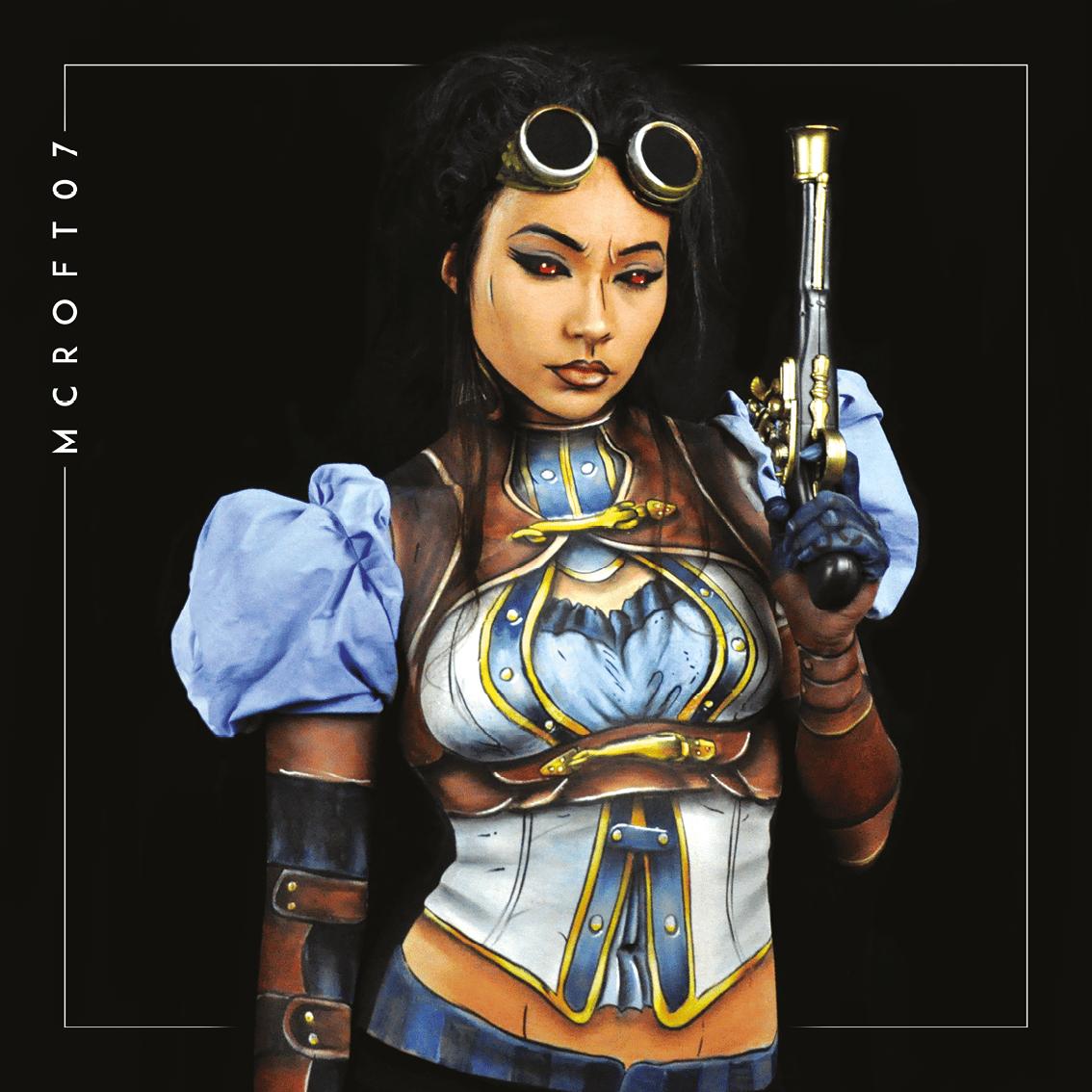 Image of Lady Mechanika