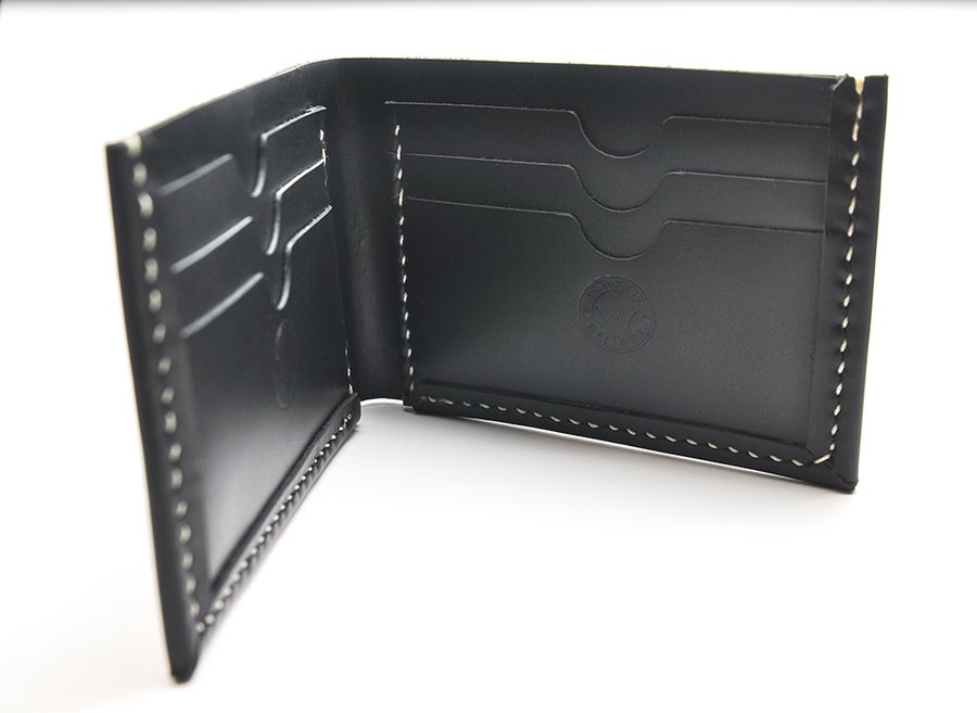 Image of Regal Bifold Leather Wallet