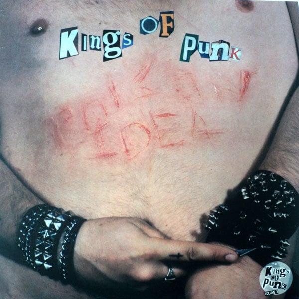 "Image of POISON IDEA - ""Kings Of Punk"" 2xLP"