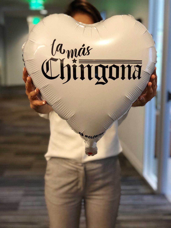 Image of La Mas Chingona