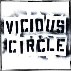 Image of VICIOUS CIRCLE - Self-Titled LP w/DVD