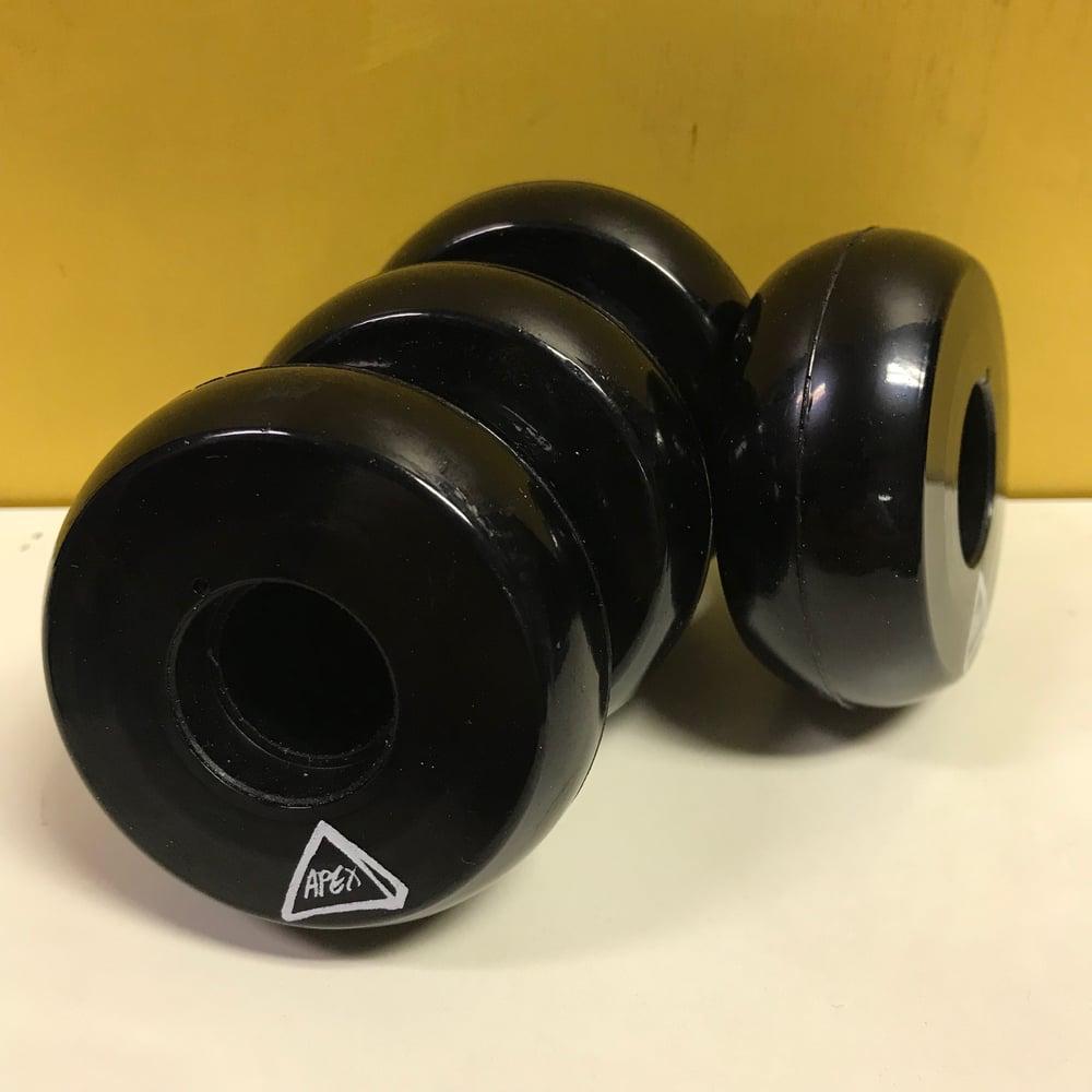 Image of Apex 59mm Black Team Wheel 94a