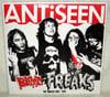 """ANTiSEEN - """"Blood Of Freaks: The Singles 1989-1992"""" LP"""