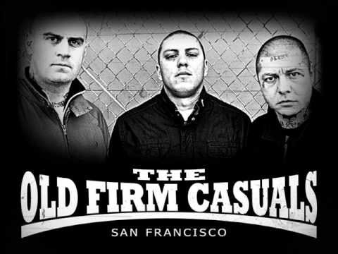 """OLD FIRM CASUALS - """"Born Criminal"""" 7"""" EP"""