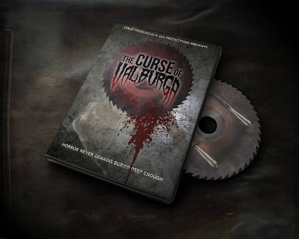Image of PRE-ORDER The Curse Of Valburga BLU-RAY