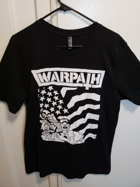 Image of WARPATH - 2018 Reunion Show t-shirt