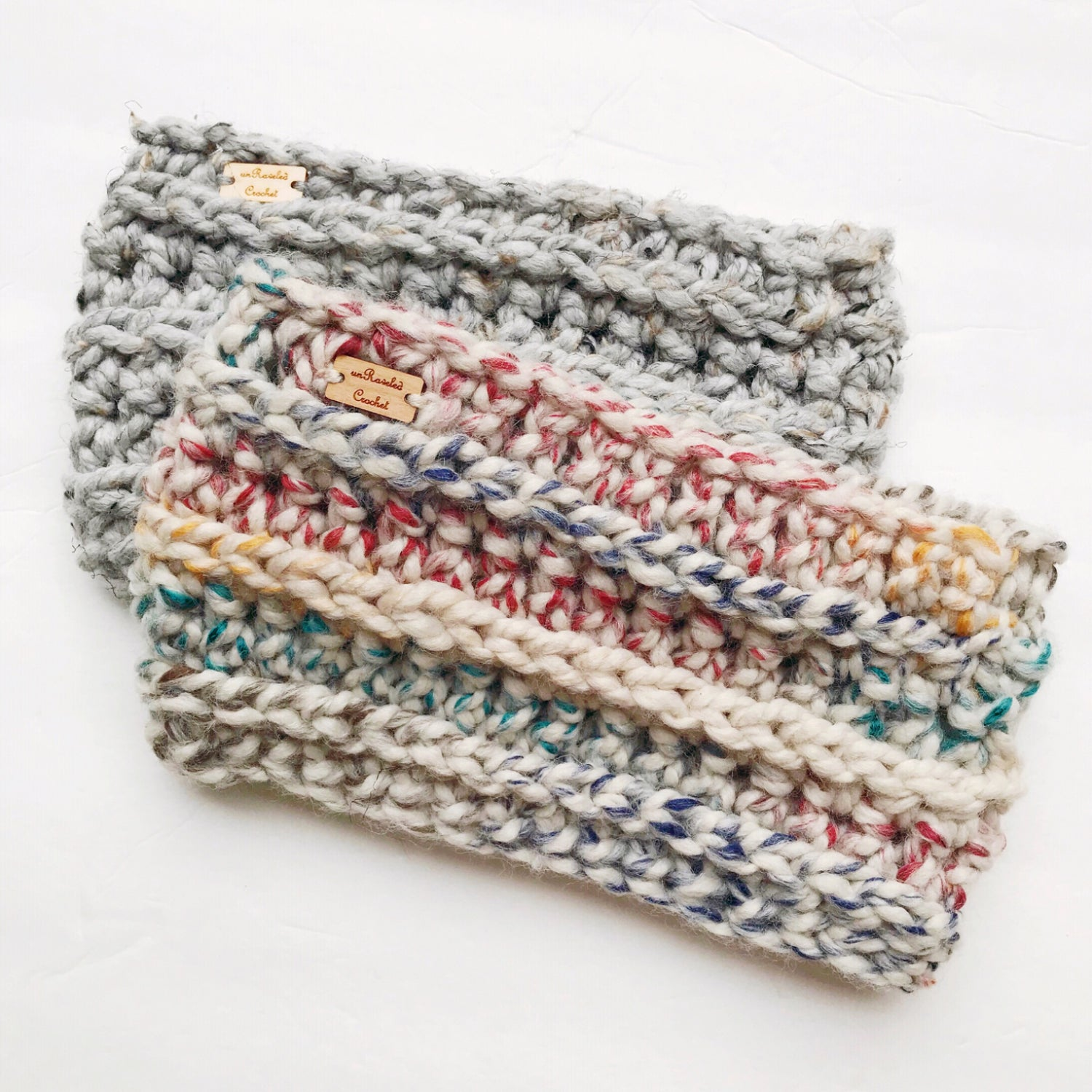 Image of Baby Ribbed Cowl