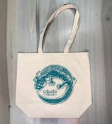 Image of Austin Salamander - Tote Bag