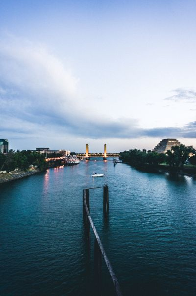 """Image of """"Tale of Two Cities"""" - Sacramento 01"""