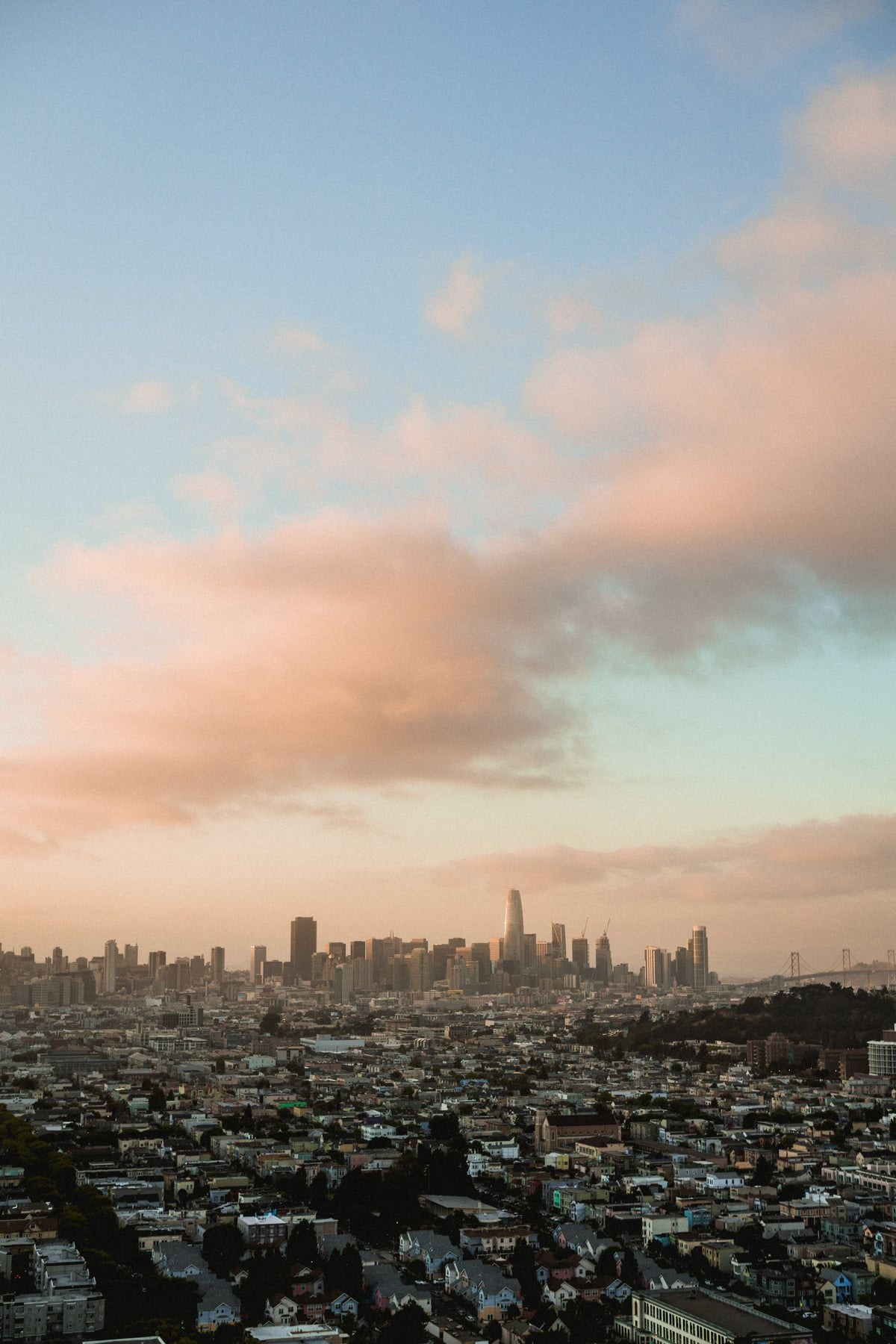 """Image of """"Tale of Two Cities"""" - San Francisco 01"""