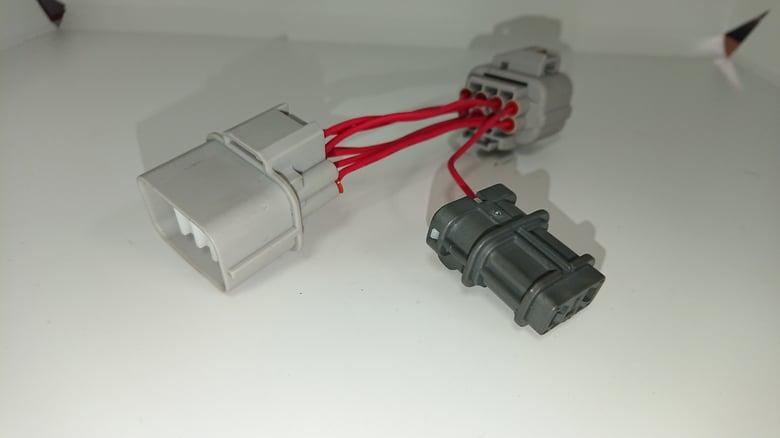 Image of Dizzy + ECU Jumper Harness. Honda Civic EM1 EK 99-00