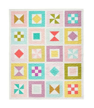 Image of Baby Blocks PDF Pattern