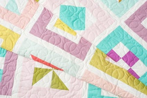 Image of Baby Blocks PAPER Pattern
